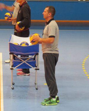 آقای اسلوبودان چورا - مربی تیم ملی والیبال ایران