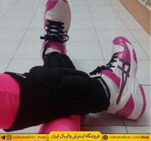 خانم ابراهيمي از تهران