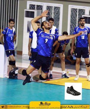 آقای سهند الله وردیان - بازیکن تیم ملی والیبال