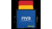 کارت داوری والیبال مدل FIVB_MIKASA