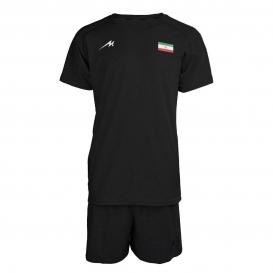 پیراهن و شرت تمرینی تیم ملی مروژ مدل 001