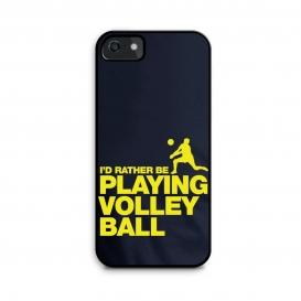 قاب والیبالی موبایل مدل Playing volleyball