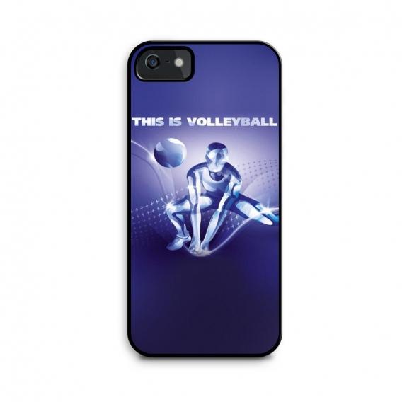 قاب والیبالی موبایل مدل This is volleyball