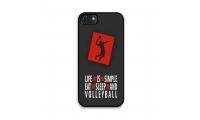 قاب والیبالی موبایل مدل Life Is Simple 01