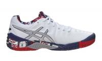 کفش تنیس آسیکس مدل Resolution 7 L.E_WB