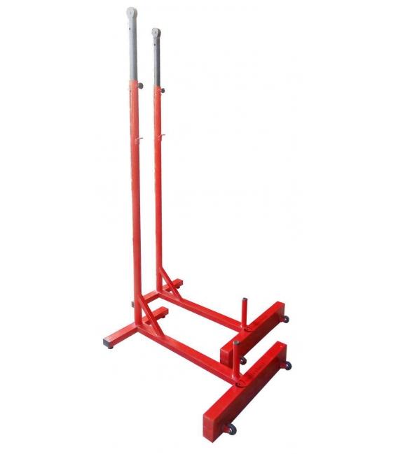 پایه متحرک والیبال مدل 01