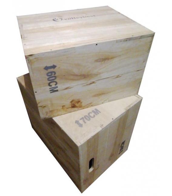 جعبه پرش بزرگ 50*60*70