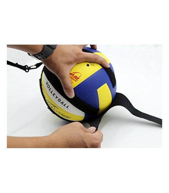 خود تمرین والیبال